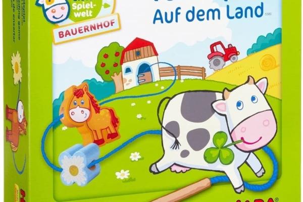 3合1 農場穿線遊戲