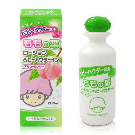 日本宇津桃子痱子水200ml
