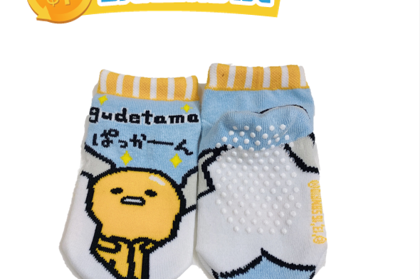 蛋黃哥兒童襪 (12-15cm)
