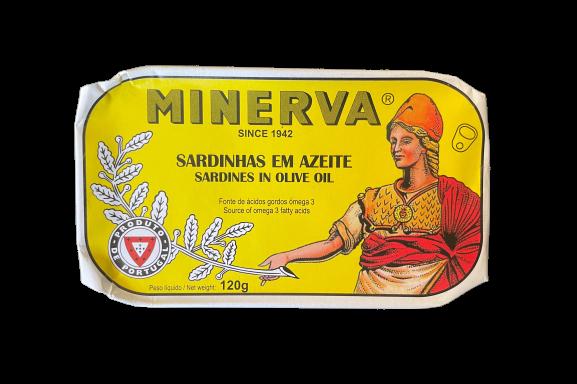 Minerva 橄欖油沙甸魚