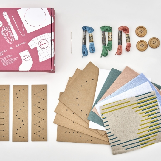 eguchitoys - 縫工盒