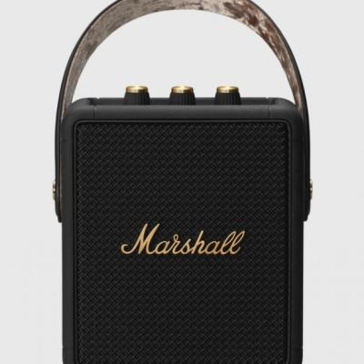Marshall stockwell 2 黑金版