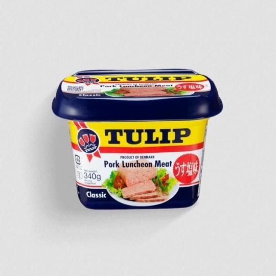 三花輕便裝(大)減鹽午餐肉 原價 28 優惠價10 每日限50