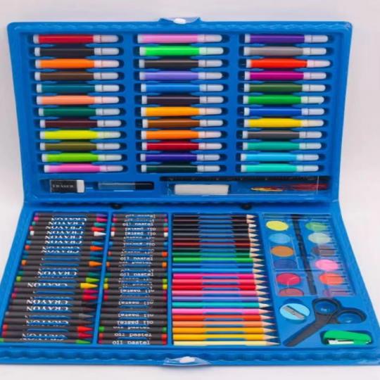 兒童畫筆套裝 150件
