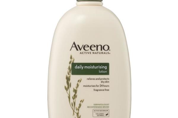 Aveeno 天然燕麥保濕系列潤膚露