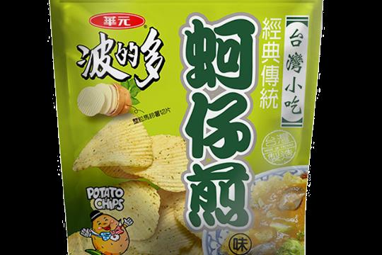 波的多洋芋片-蚵仔煎味