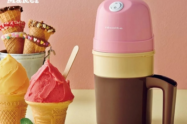 récolte Hello Kitty Ice Cream Maker Hello Kitty 迷你雪糕機