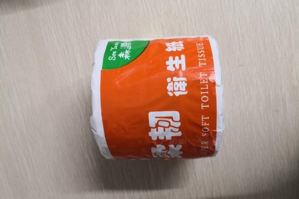 柔韌森源特級衛生紙150g. x 12卷