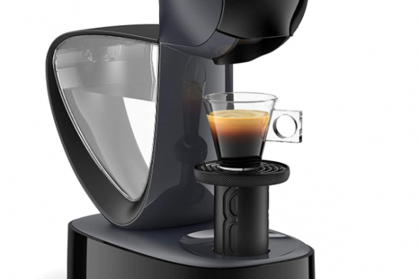 NDG 美型黑灰色咖啡機