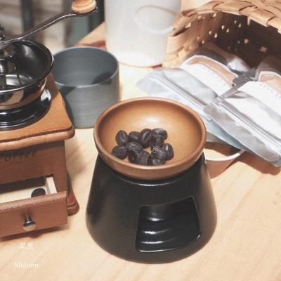 初老生活 咖啡蠟燭