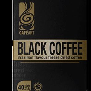 卡菲亞凍乾黑咖啡