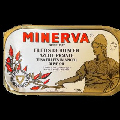 Minerva 辣橄欖油吞拿魚