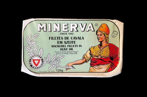 Minerva 橄欖油鯖魚塊