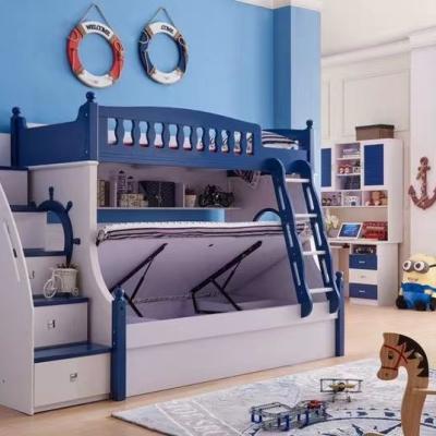 多功能雙層兒童床