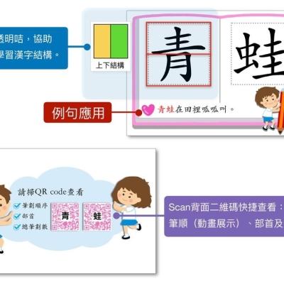 我的漢字結構詞語_$399_展會期間95折