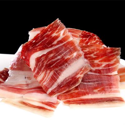 西班牙白毛豬