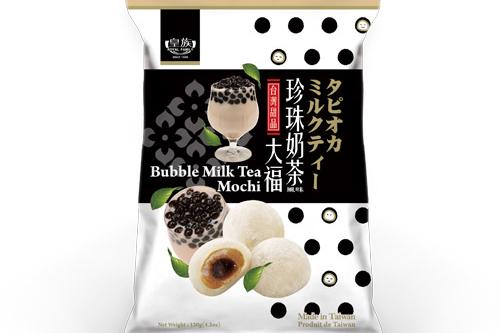 珍珠奶茶大福