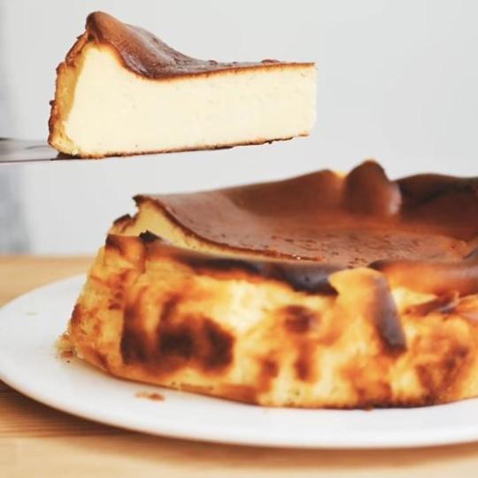 巴斯克芝士蛋糕3