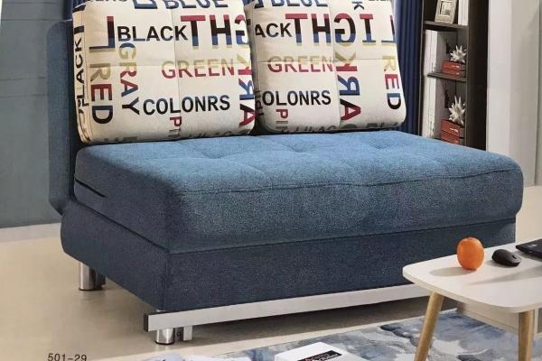 4尺梳化床