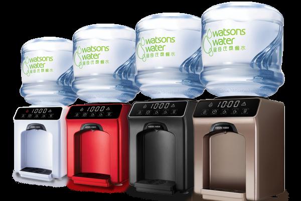Wats-Touch Mini 座檯型溫熱水機