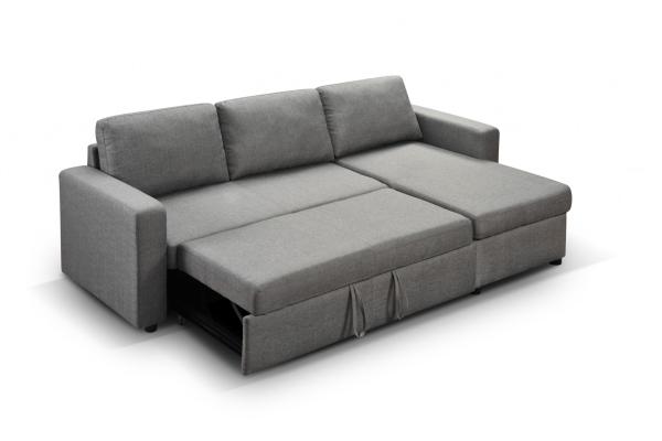 實用多功能儲物沙發床