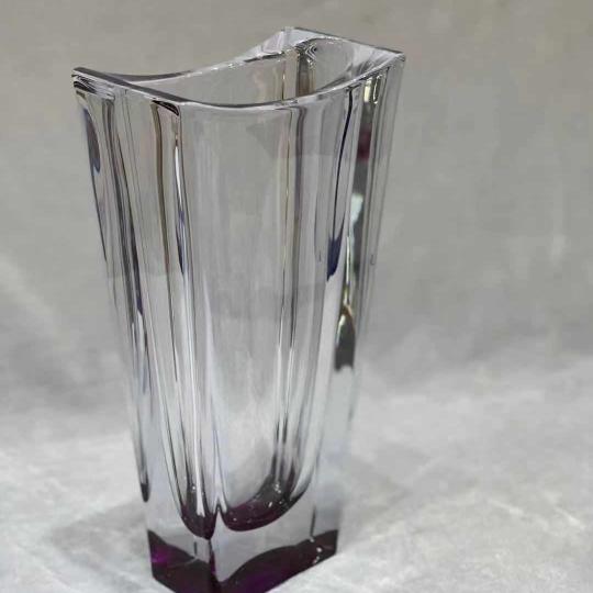 捷克进口水晶花瓶:原价2100,特价198