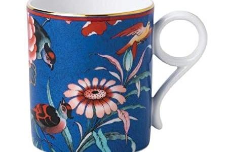 Paeonia Blush Mug Blue SS