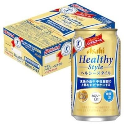 Asahi Healthy Style 無酒精無糖啤酒