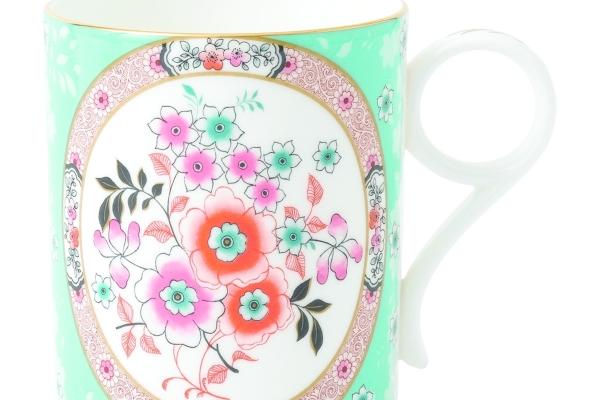 Wonderlust Mug Camellia SS