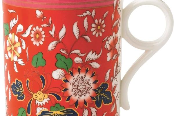 Wonderlust Mug Crimson Jewel SS